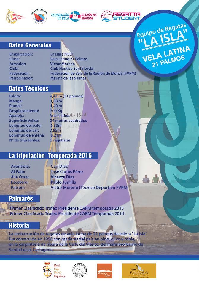 ERVL21P La Isla